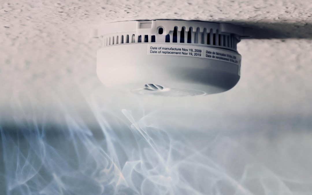 Smoke Alarms Can Save the Life of You and Your Loved One