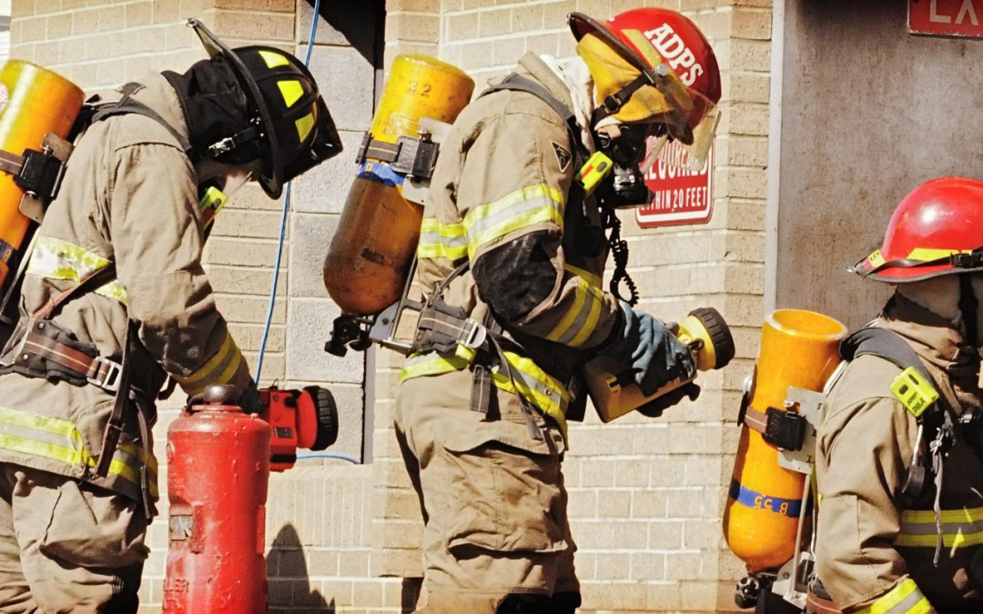 Public Safety Retains Coveted Class 2 Fire Accreditation