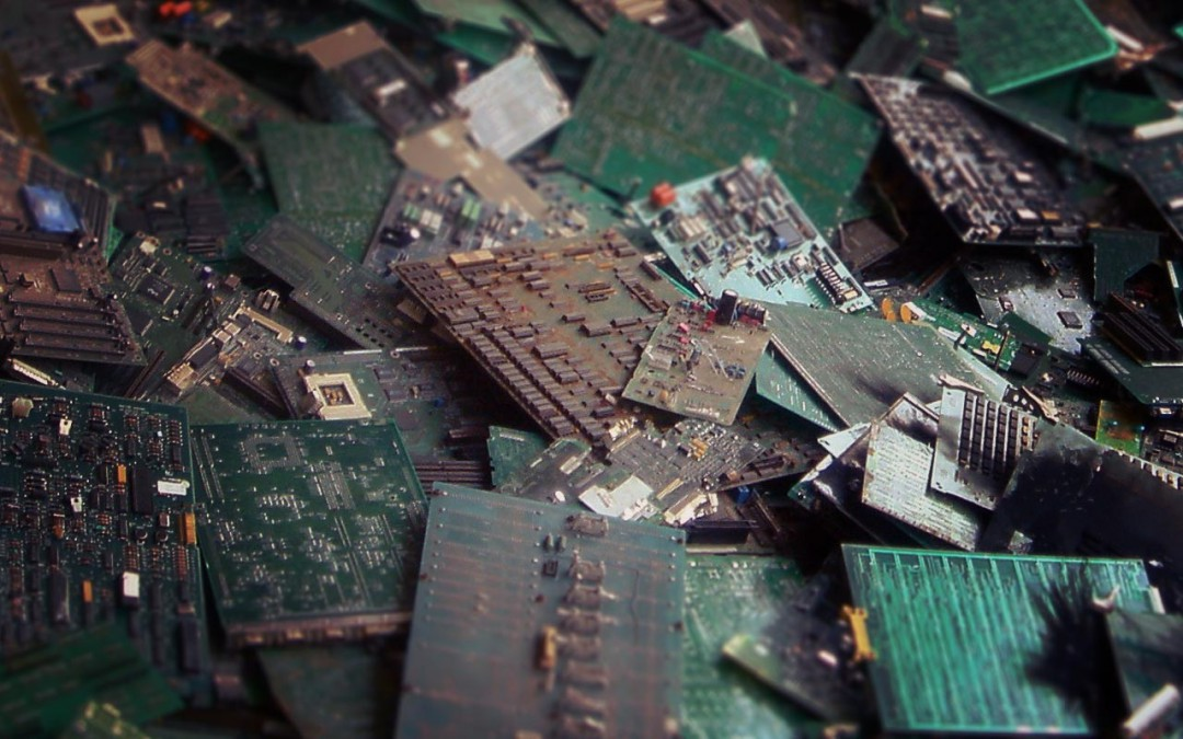Now Illegal to Drop Electronic Waste at Landfills