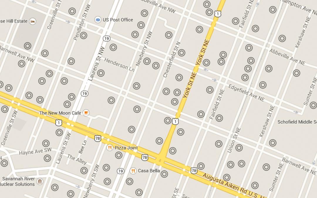 Map | City of Aiken, SC Government