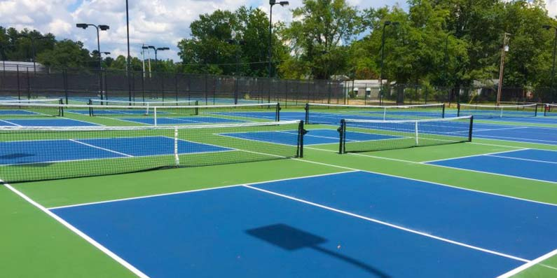Public Tennis & Outdoor Pickleball Courts Ribbon Cutting Ceremony Announced