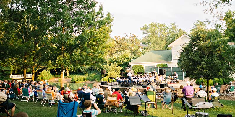 44th Annual Hoplands Concert Series