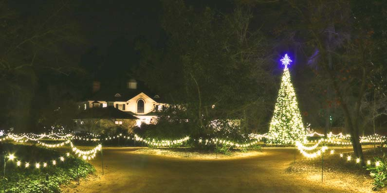 The City Of Aiken Department Of Parks And Recreation Announces 26th Annual Christmas In