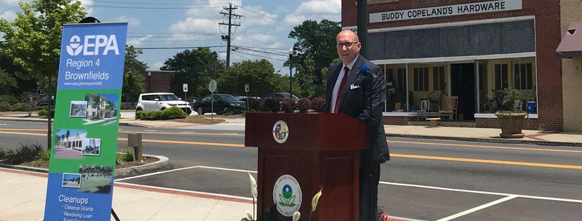 City Of Aiken Receives Brownfields Assessment Grants