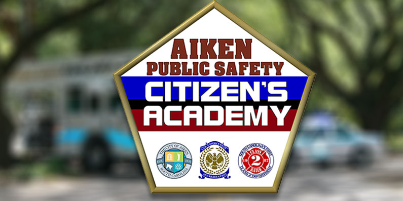 The Seventh Annual Public Safety Citizen's Academy