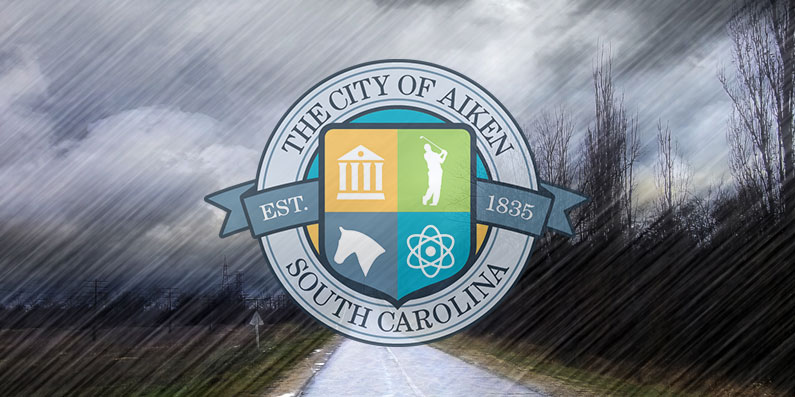 City of Aiken Suspends Services / Activities Due to Hurricane Michael
