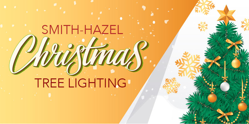 Smith-Hazel Christmas Tree Lighting