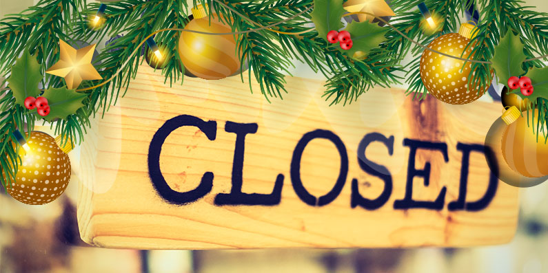 Holiday Closings and Garbage Schedule