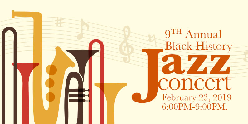 9th Annual Black History Jazz Concert