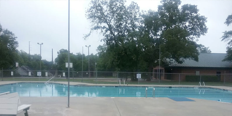 Smith-Hazel Recreation Center Pool Closed While Under Construction