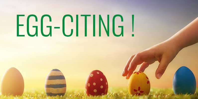 Egg-Citing Easter Egg Hunt with Mayor Rick Osbon