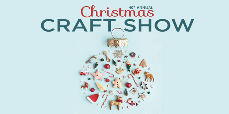 The 49th Annual Christmas Craft Show Applications Now Available Online