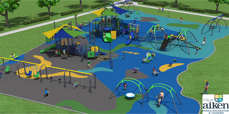 This Spring, New Playground Comes to Virginia Acres Park