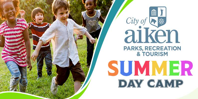 City of Aiken Parks, Recreation and Tourism Department to Host Summer Day Camp