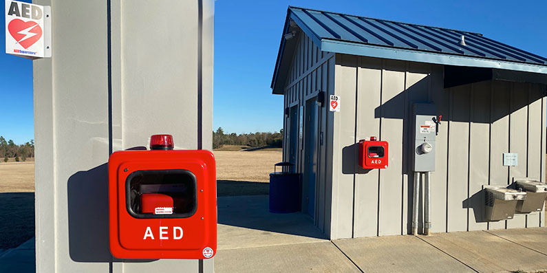 City Of Aiken To Add Life Saving Devices To Parks