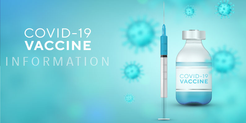 COVID-19 Vaccination Information Update