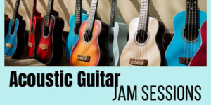 Guitar Jam Session @ Weeks Center, Rooms 6 & 7