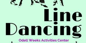 Line Dancing @ Odell Weeks Activity Center