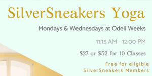 SilverSneakers Yoga @ Odell Weeks Activity Center