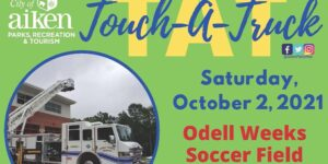 Touch-A-Truck @ Odell Weeks Activity Center